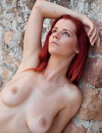 Castle woman